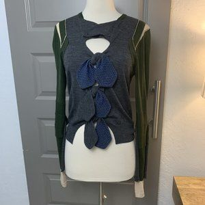 Toga Pulla Bow Detail Sweater